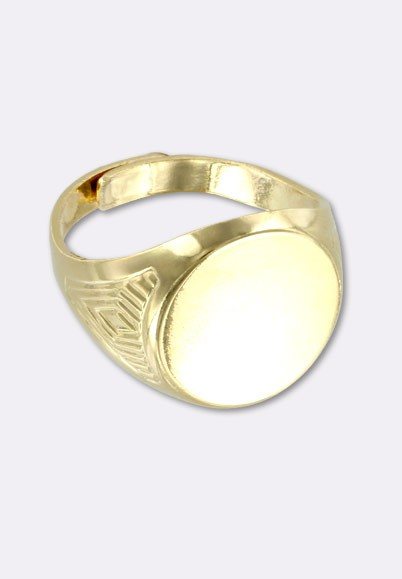 support bague or