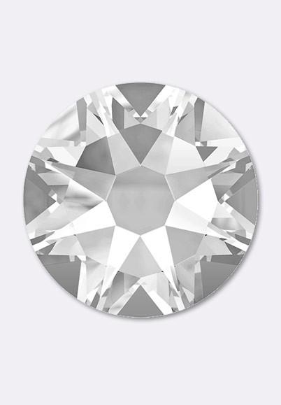 chatonniete avec synthétique cristal 5 mm Arc-en-ciel de couleurs 20 x Bijoux Rivets