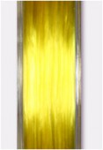 Fil élastique jaune x25m