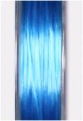 Fil élastique bleu x25m