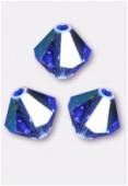 Toupie 5328 3 mm sapphire AB x50