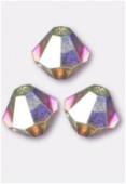 Toupie 5328 4 mm crystal AB2X x50