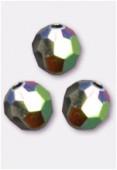 Ronde 5000 4 mm crystal vitrail medium x10