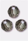 Ronde 5000 4 mm black diamond x10