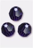 Ronde 5000 4 mm purple velvet x10