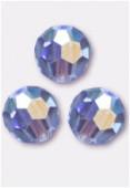 Ronde 5000 6 mm light sapphire AB x6
