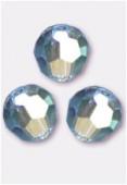 Ronde 5000 6 mm aquamarine AB x6