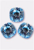 Cabochon 4470 12 mm aquamarine F x1