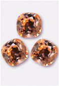 Cabochon 4470 12 mm light peach F x1