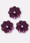Fleur 3700 6 mm amethyst x10