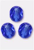 Facette 3 mm sapphire x50
