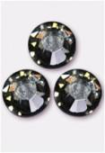 Strass 2058 SS16 4 mm black diamond F x50
