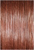 Coton enduit marron 1 mm x1m