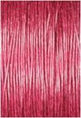 Coton enduit marron rouge 0.8 mm x1m
