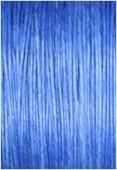 Coton enduit bleu 0.80 mm x1m