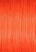 Coton enduit orange 0.80 mm x1m