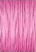 Coton enduit rose 0.80 mm x1m