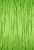 Coton enduit vert 0.80 mm x1m