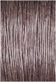 Coton enduit brun 1 mm x1m