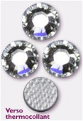 Strass HOTFIX 2038 SS34 7 mm crystal M HF x144