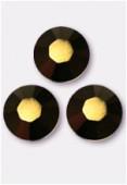 Strass 2058 SS34 7 mm crystal dorado F x12