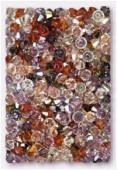 Toupie 5328 4 mm mélange Klimt x50