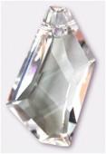 Pendentif de-art 6670 50 mm crystal x1