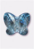 Papillon 5754 8 mm aquamarine x1