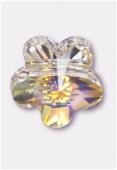 Fleur 5744 8 mm crystal AB x1