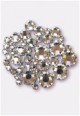 Strass 2028 3 mm / 5 mm / 7 mm crystal F x42