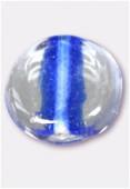 Perle en verre palet VP33 bleu x4