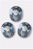 Facette 6 mm sky metallic ice x24
