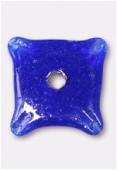 Perle en verre palet VP5 bleu foncé x1