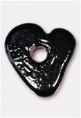 Perle en verre palet VP10 noir x2