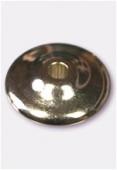 Intercalaire en résine 30 mm or x1