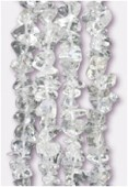Chips clear quartz x 90cm