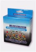 Strass acrylique couleurs mixte x250