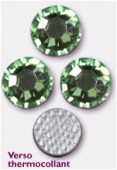 Strass HOTFIX 2038 SS10 3 mm chrysolite M HF x50