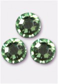 Strass 2058 SS20 5 mm chrysolite F x24