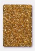 Miyuki Delica 11/0 DB0042 silver lined gold x10g