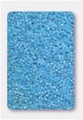 Miyuki Delica 11/0 DB0164 opaque turquoise blue AB x10g