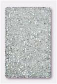 Miyuki Delica 11/0 DB0051 cristal AB x10g