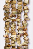 Chips jaspe tigré x 90cm