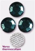 Strass en verre HOTFIX 5 mm montana x144