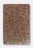 Perle à écraser 1,5 mm cuivre x 5gr