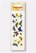 Transfert Fuseworks papillons x1