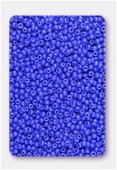 Rocaille 2 mm Royal Blue opaque x20g