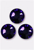 Strass 2058 SS20 5 mm purple velvet F x24