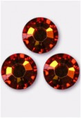 Strass 2028 SS20 5 mm crystal copper F x24