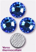 Strass HOTFIX 2038 SS10 3 mm crystal meridian blue M HF x50